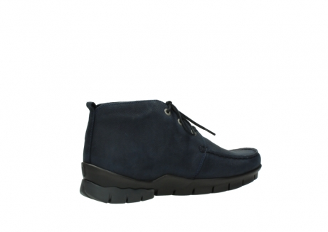 wolky bottines a lacets 01753 misty cw 11802 nubuck bleu_11