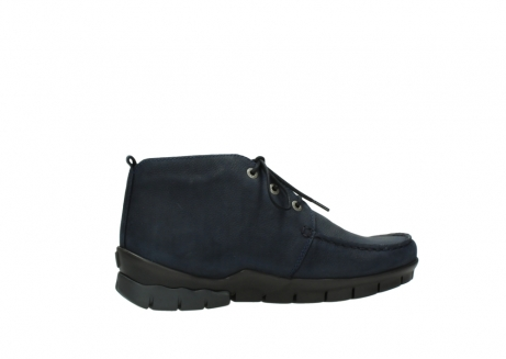 wolky bottines a lacets 01753 misty cw 11802 nubuck bleu_12