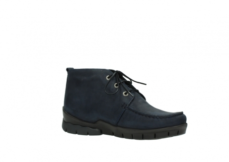 wolky bottines a lacets 01753 misty cw 11802 nubuck bleu_15