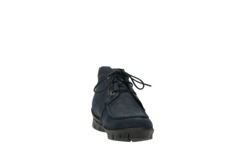 wolky lace up boots 01753 misty cw 11802 blue oiled nubuck_18