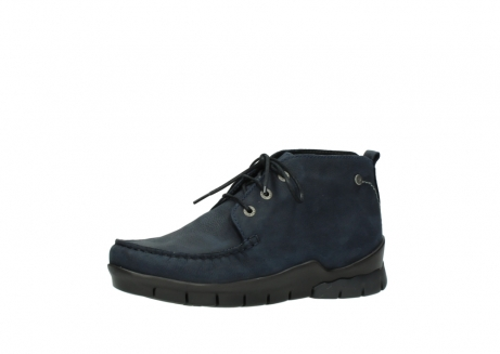 wolky lace up boots 01753 misty cw 11802 blue oiled nubuck_23