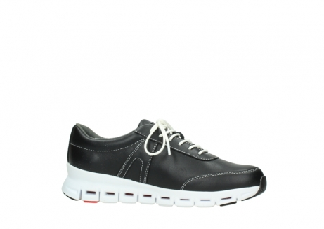wolky lace up shoes 02050 nano 20000 black leather_14