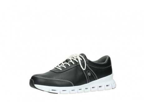 wolky lace up shoes 02050 nano 20000 black leather_23