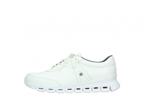 wolky lace up shoes 02050 nano 20100 white leather_1