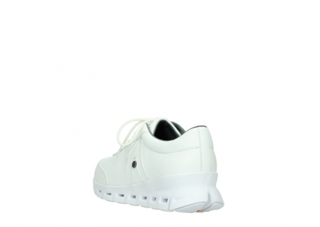 wolky chaussures a lacets 02050 nano 20100 cuir blanc_5