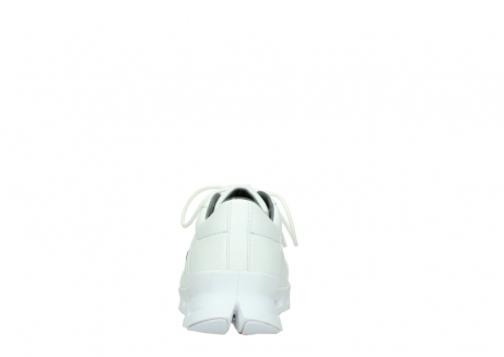 wolky lace up shoes 02050 nano 20100 white leather_7