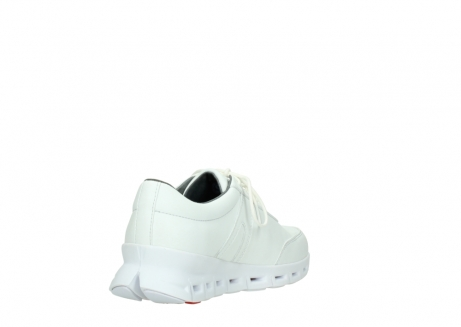 wolky chaussures a lacets 02050 nano 20100 cuir blanc_9