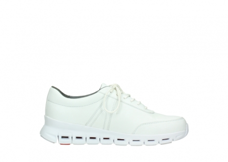 wolky chaussures a lacets 02050 nano 20100 cuir blanc_13