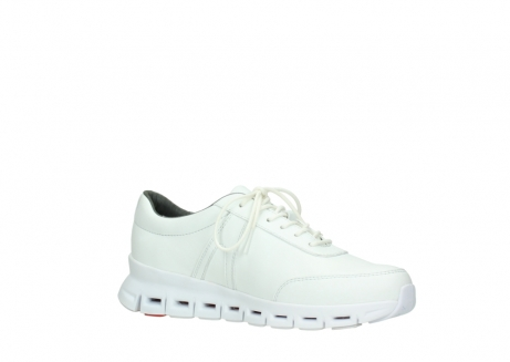 wolky chaussures a lacets 02050 nano 20100 cuir blanc_15