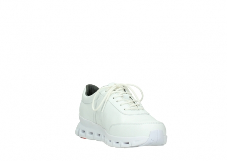 wolky chaussures a lacets 02050 nano 20100 cuir blanc_17