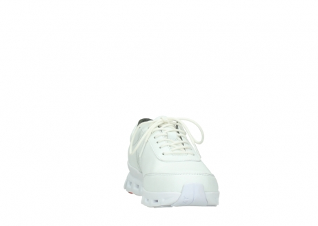 wolky chaussures a lacets 02050 nano 20100 cuir blanc_18