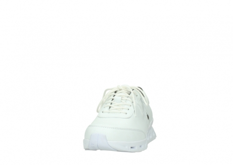 wolky lace up shoes 02050 nano 20100 white leather_20