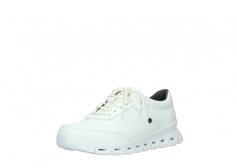 wolky chaussures a lacets 02050 nano 20100 cuir blanc_22