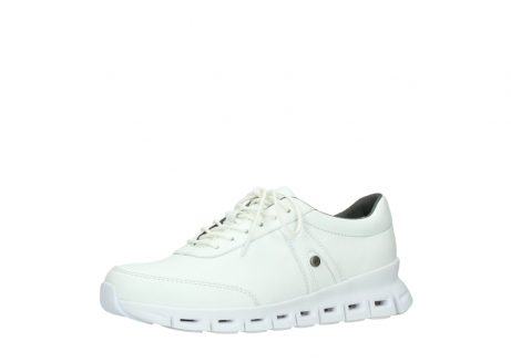 wolky chaussures a lacets 02050 nano 20100 cuir blanc_23