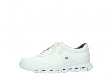 wolky lace up shoes 02050 nano 20100 white leather_24