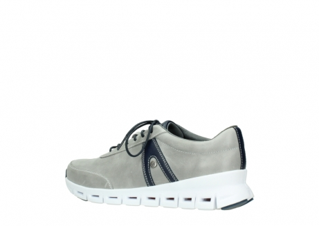 wolky lace up shoes 02050 nano 30208 grey blue leather_3