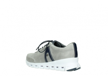 wolky lace up shoes 02050 nano 30208 grey blue leather_4
