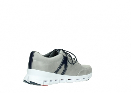 wolky lace up shoes 02050 nano 30208 grey blue leather_10