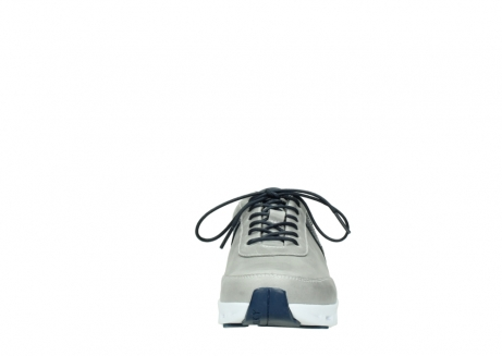 wolky lace up shoes 02050 nano 30208 grey blue leather_19