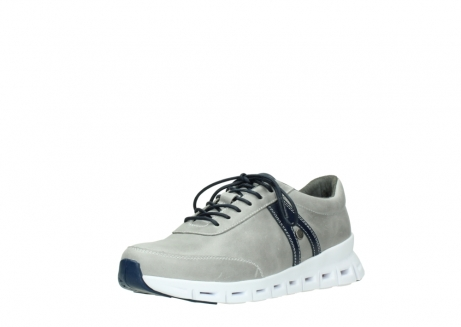 wolky lace up shoes 02050 nano 30208 grey blue leather_22