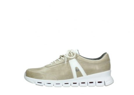 wolky chaussures a lacets 02050 nano 30381 cuir sable blanc_1