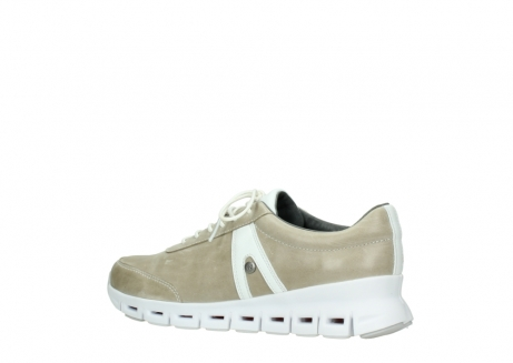 wolky chaussures a lacets 02050 nano 30381 cuir sable blanc_3