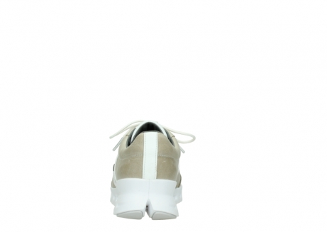 wolky chaussures a lacets 02050 nano 30381 cuir sable blanc_7