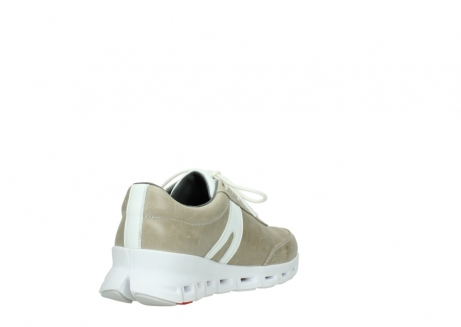 wolky chaussures a lacets 02050 nano 30381 cuir sable blanc_9
