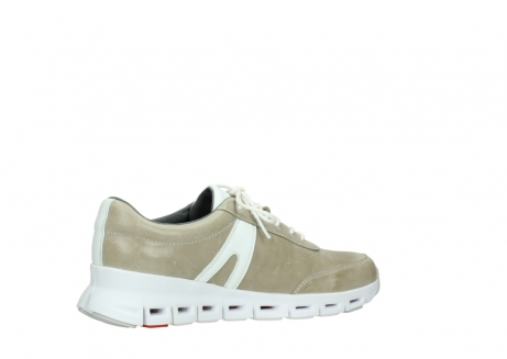 wolky chaussures a lacets 02050 nano 30381 cuir sable blanc_11