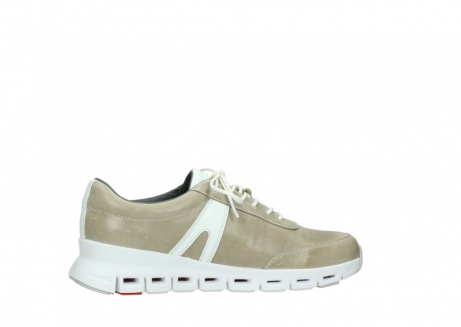 wolky chaussures a lacets 02050 nano 30381 cuir sable blanc_12