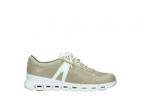 wolky chaussures a lacets 02050 nano 30381 cuir sable blanc_13