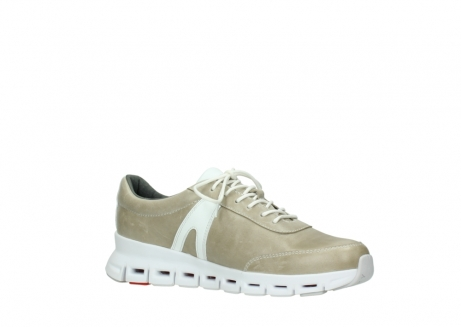 wolky chaussures a lacets 02050 nano 30381 cuir sable blanc_15