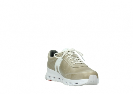 wolky chaussures a lacets 02050 nano 30381 cuir sable blanc_17