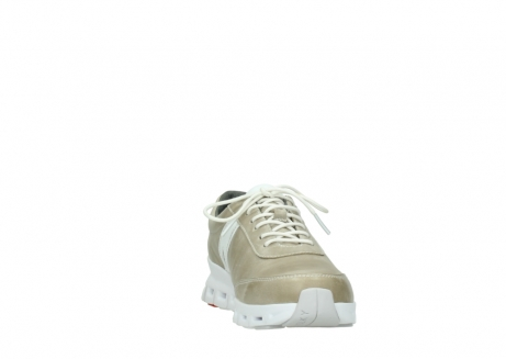 wolky chaussures a lacets 02050 nano 30381 cuir sable blanc_18