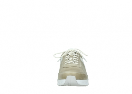 wolky chaussures a lacets 02050 nano 30381 cuir sable blanc_19