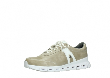 wolky lace up shoes 02050 nano 30381 sand white leather_23