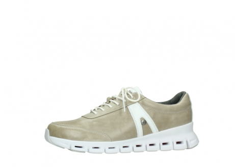 wolky chaussures a lacets 02050 nano 30381 cuir sable blanc_24
