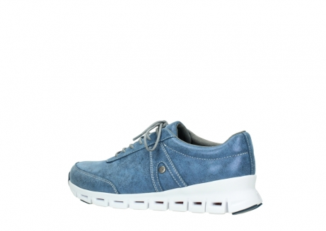 wolky chaussures a lacets 02050 nano 70800 cuir bleu_3