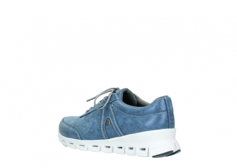 wolky lace up shoes 02050 nano 70800 blue leather_4