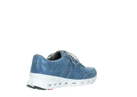 wolky lace up shoes 02050 nano 70800 blue leather_10