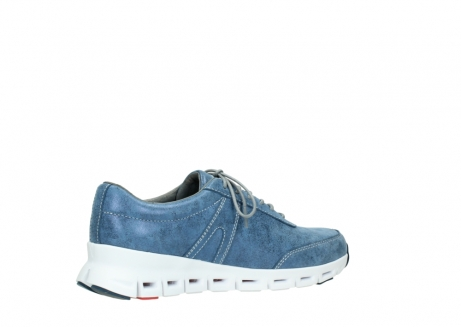 wolky lace up shoes 02050 nano 70800 blue leather_11
