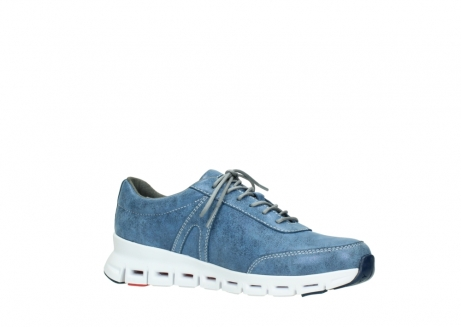 wolky lace up shoes 02050 nano 70800 blue leather_15
