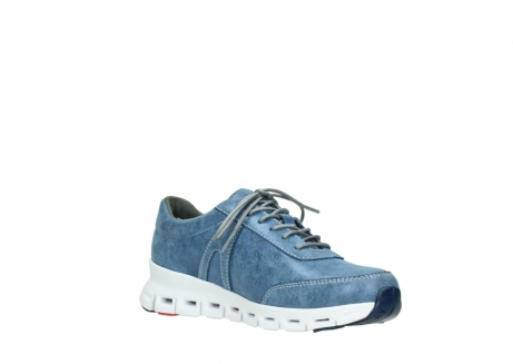 wolky lace up shoes 02050 nano 70800 blue leather_16