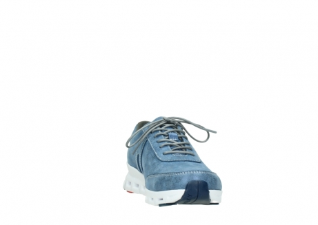 wolky chaussures a lacets 02050 nano 70800 cuir bleu_18