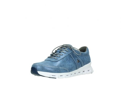 wolky lace up shoes 02050 nano 70800 blue leather_22