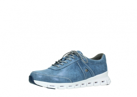 wolky lace up shoes 02050 nano 70800 blue leather_23
