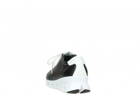 wolky sneakers 02051 mega 20000 black leather_6