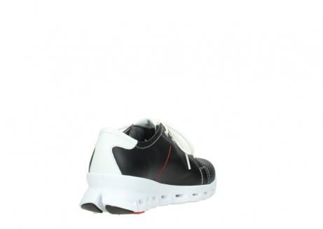 wolky sneakers 02051 mega 20000 black leather_9