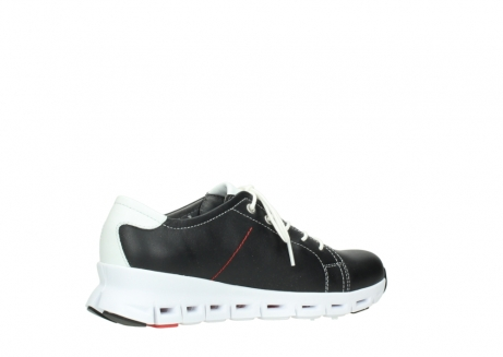wolky sneakers 02051 mega 20000 black leather_11