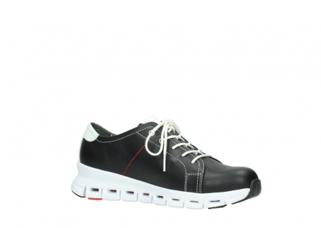 wolky sneakers 02051 mega 20000 black leather_15